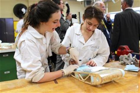 woodworking classes island goodbye vocational school city shifts focus to career and