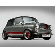 If I Ever Have The Money Ill Buy A Classic Mini And Hayabusa Swap It