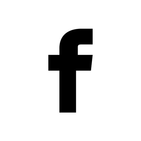 fb icon vector free facebook icon png vector pixsector