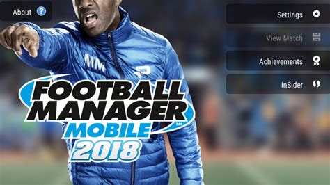 manager mobile football manager mobile 2018 review are those tactics in