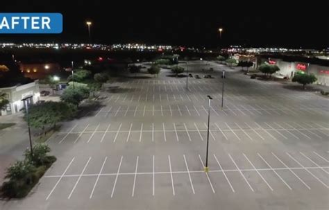 commercial parking lot lighting parking lot lighting led garage lights cree lighting