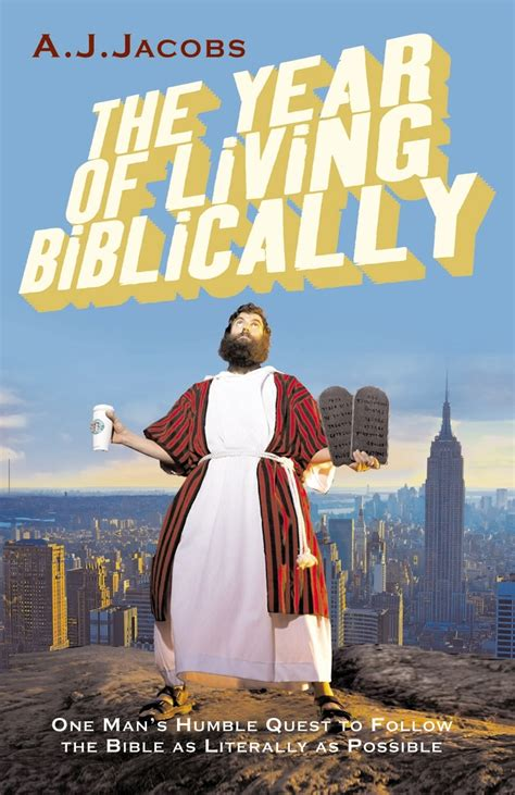 Pdf Year Living Biblically Literally Possible by Changing Experiment Books Green Tree Library