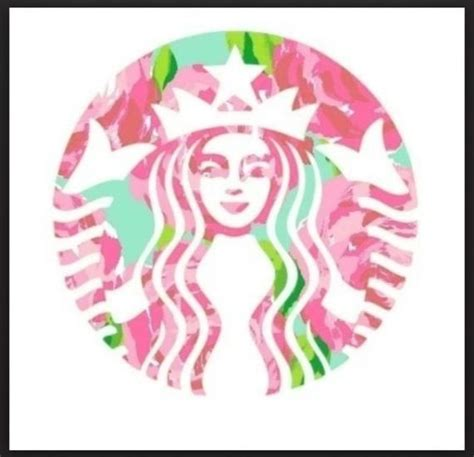 lilly pulitzer for starbucks lilly pulitzer starbucks logo lilly