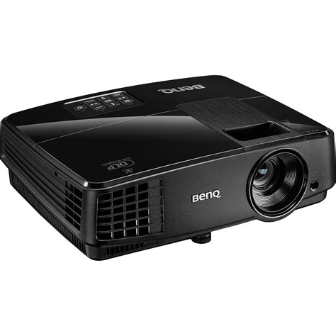 Benq Projector Portable Ms504 benq ms504 svga dlp projector ms504 b h photo