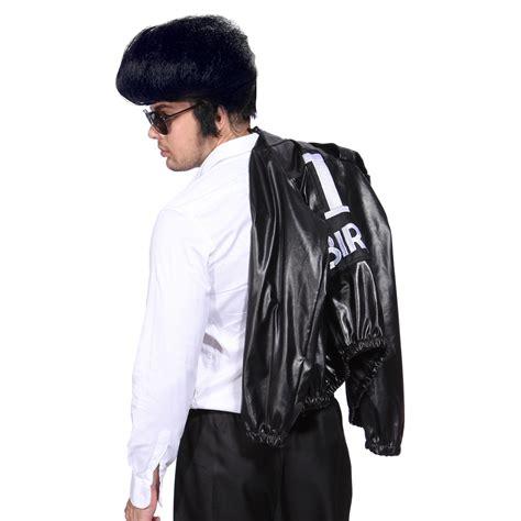 mens t bird grease jacket t birds jacket 1950 mens 50s black danny t bird tbird