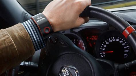 Nismo Smartwatch nissan nismo smartwatch concept monitors you and your car expert reviews