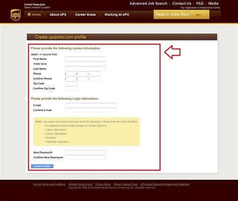printable job application for ups how to apply for ups jobs online at ups com careers
