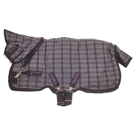Medium Turnout Rug Sale by Horseware Rhino Plus Medium Turnout Rug