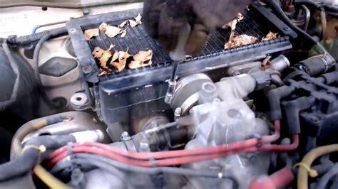 1996 Subaru Legacy Remove Starter Motor Subaru Legacy