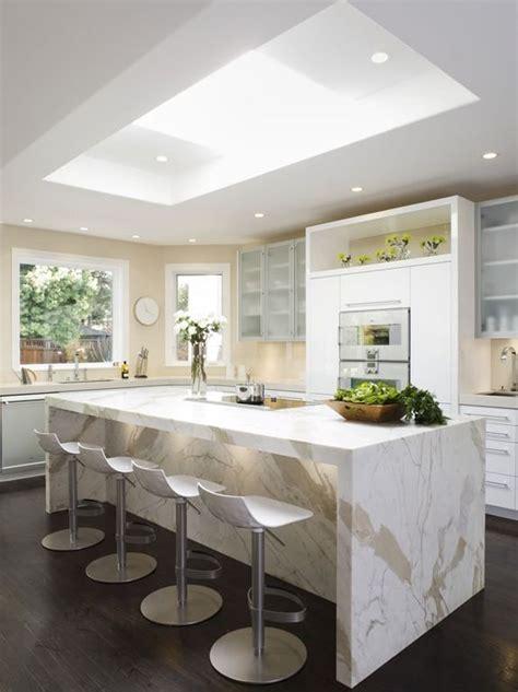 Meja Dapur Marmer 29 desain meja dapur minimalis sederhana terbaru 2018
