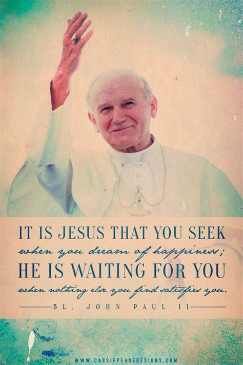 Wedding Quotes Paul Ii by Image Gallery Jpii Quotes