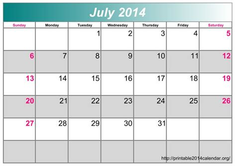 july 2014 calendar template 28 best images about july 2014 calendar on