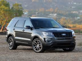 Ford Explorer Sport 2016 2017 Ford Explorer For Sale In Your Area Cargurus