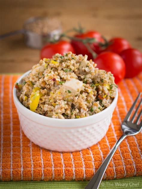 recipes with whole grains and vegetables summer salad recipe with whole grains and chicken the