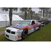 1991 Buick Regal Winston Cup Race Car Image Chassis