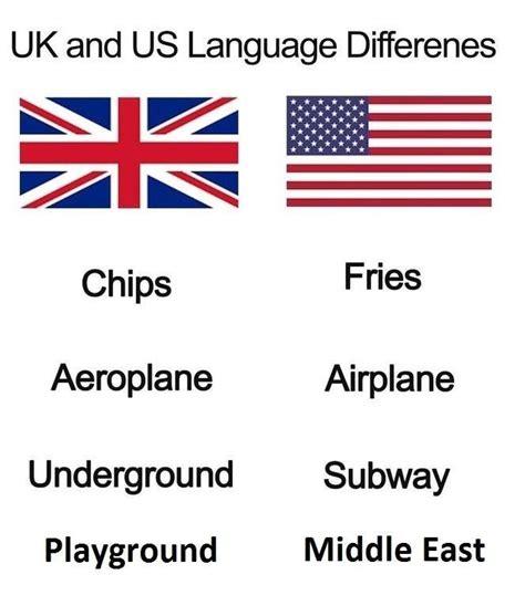 Language Differences Meme - differenze linguistiche know your meme