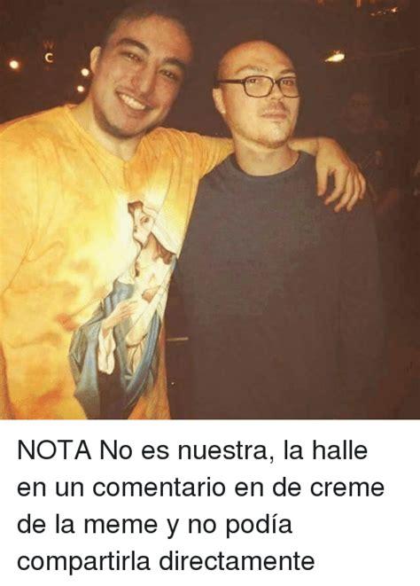 Creme De La Meme - funny espanol meme and memes memes of 2016 on sizzle