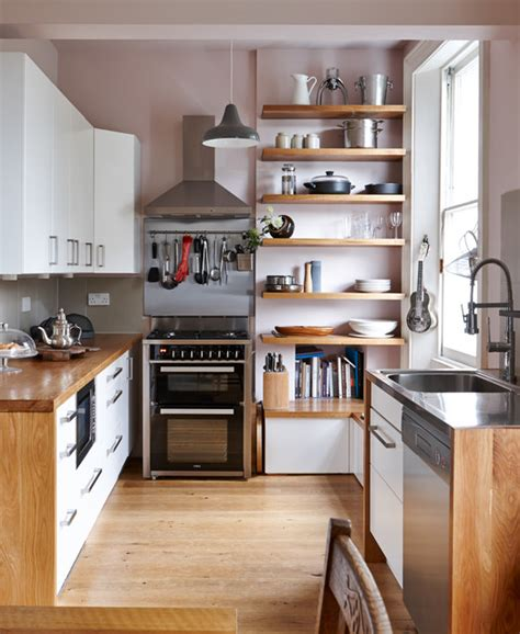 Bartholomew Rd   Contemporary   Kitchen   London   by