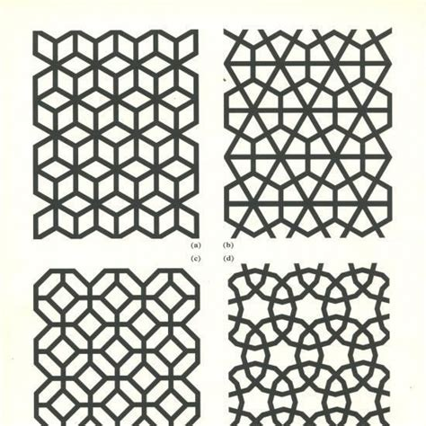islamic pattern shapes geometry shapes geometric geometry pinterest