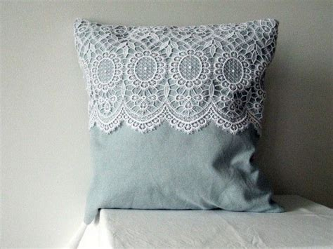 25 best ideas about lace pillows on patchwork