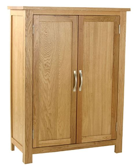 In Cupboard Storage langdale solid oak living dining room furniture large