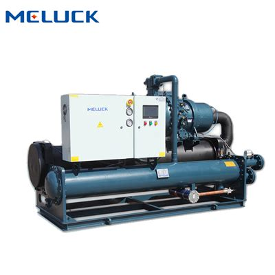 hanbell screw water cooled chiller