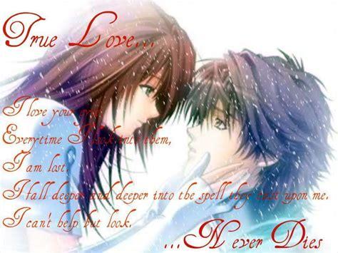 wallpaper anime with quotes anime love wallpapers wallpaper cave