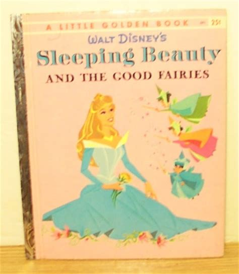 sleeping and the fairies disney classic golden book books 1000 images about vintage golden books on