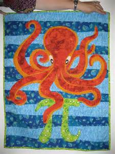 Octopus Quilt Pattern by 17 Best Images About Octopus Quilts On Gardens