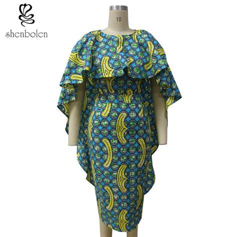 Batik Yenimahalle Ankara dresses for ankara wax batik printing cotton fashion cloak dress plus size