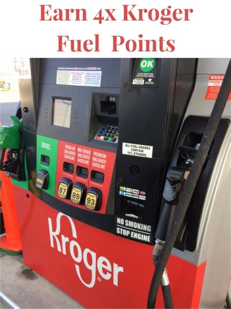 Kroger Gift Cards 4x Fuel Points - save money on gas earn 4x kroger fuel points on gift cards thrifty t s treasures