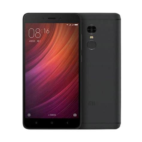 Xiaomi Redmi Note 4 3 64 Dan Kredit Bisa Cod Bandung jual xiaomi redmi note 4 smartphone black 64gb 3gb harga kualitas terjamin