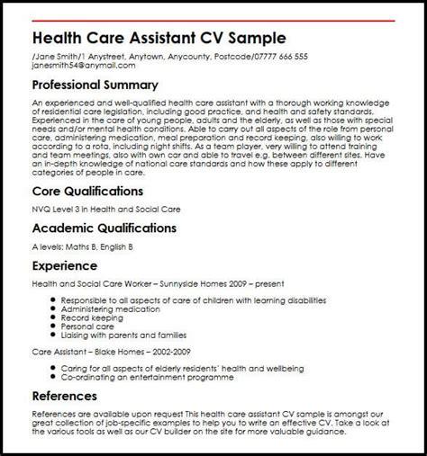 child care assistant cv sle cv template maths graduate