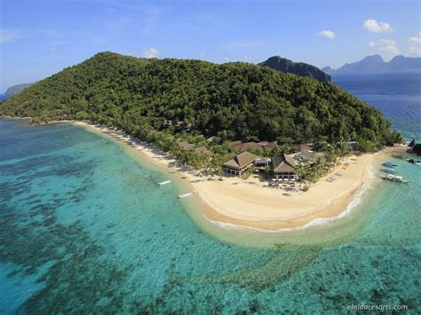 best island resort el nido resorts pangulasian island philippines booking