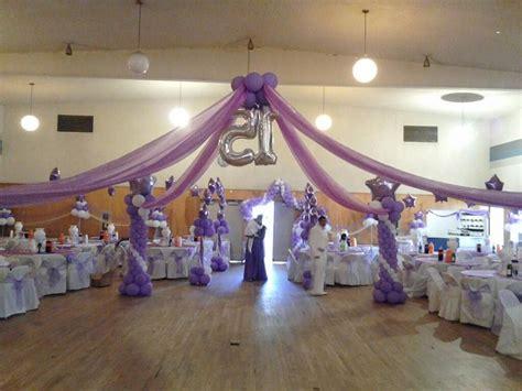 decorar con globos y telas decoracion de fiestas con tul decoraci 243 n con globos y