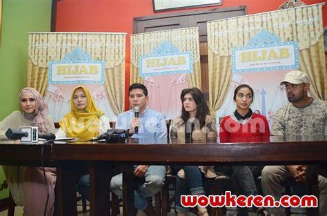 ayat ayat cinta 2 rotten tomatoes foto konferensi pers film hijab foto 2 dari 88