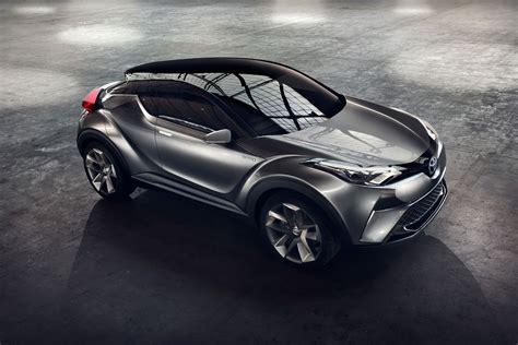 toyota c hr concept hints at new small suv