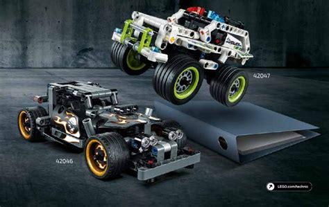 Lego 42046 Technic Getaway Racer lego getaway racer 42046 technic