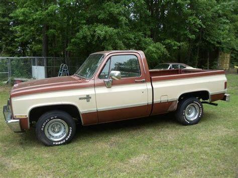 purchase used 1986 chevrolet c 10 silverado pickup in smithfield virginia united states