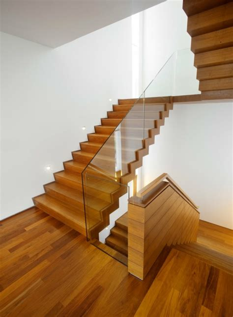 wood staircase stair designs classic stairs red home stairs design