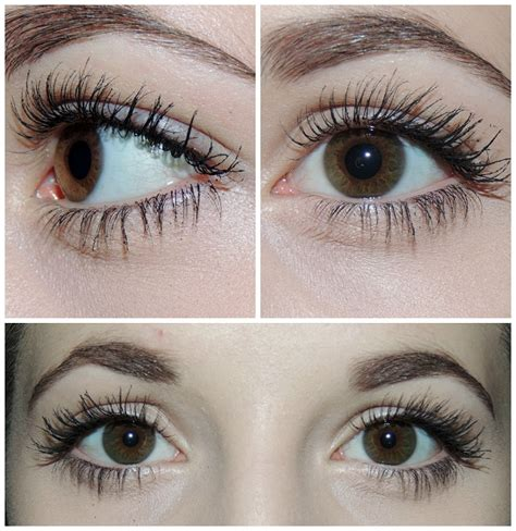 Volume Mascaras Reviews by Blissful Beautiful Mascara Review Maximum Definition