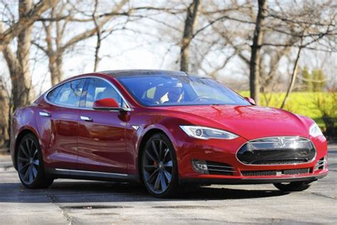 tesla model  review price    hybrid cars