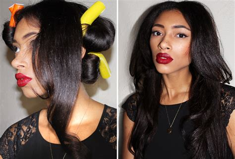 Flexi Rods Hairstyles by Flexi Rods Hair Styles Black Hairstyle And Haircuts