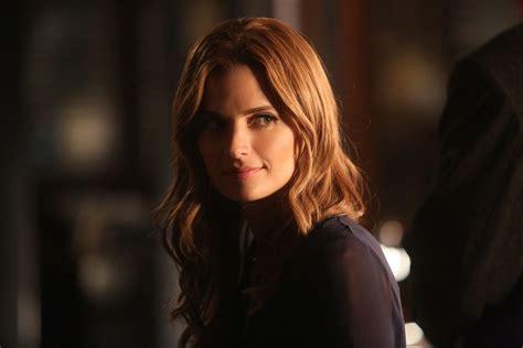 castle season 8 spoilers stana katic reveals marin castle season 8 episode 21 spoilers case involving an