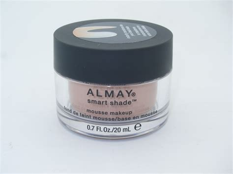 Review Almay Smart Shade Makeup by Almay Smart Shade Mousse Makeup Review Swatches