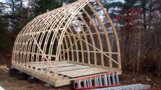 Quonset Hut House Floor Plans hoop quonset hut type building for temporary living