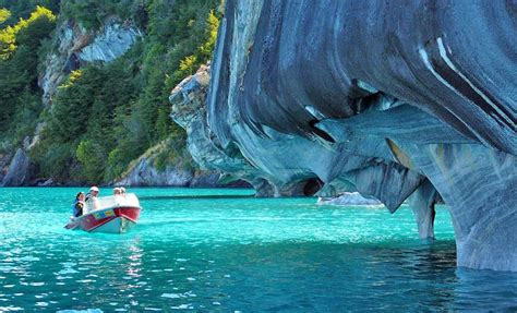 marble caves chile marble caves chile bizarre beauty