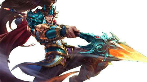 wallpaper mobile legend zilong mobile legends zilong transparent by b la ze on deviantart