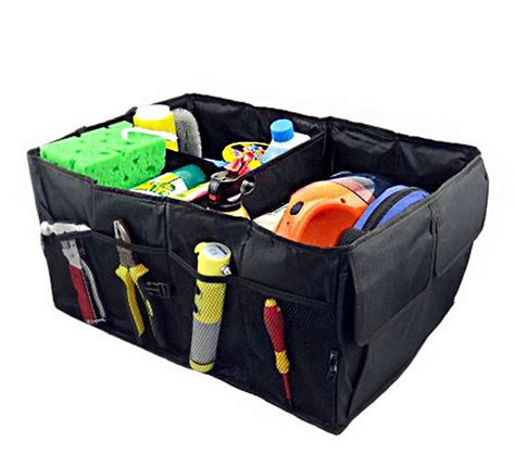 Big Car Organizer Rb car boot organiser large storage bag