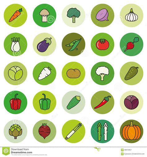vector pattern set vegetables outline seamless vector pattern set pepper